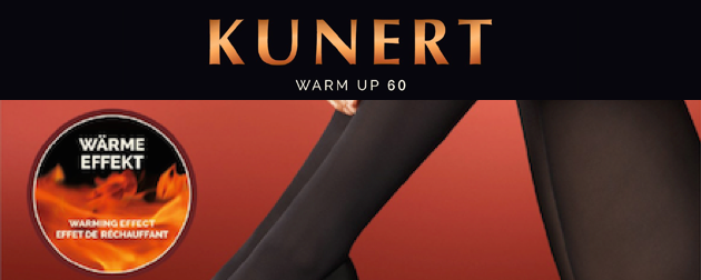 Kunert warm up 60 Leggings or Tights, Knee-Highs