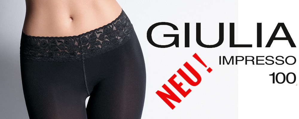 Giulia Impresso 100 microfibre hip-tights