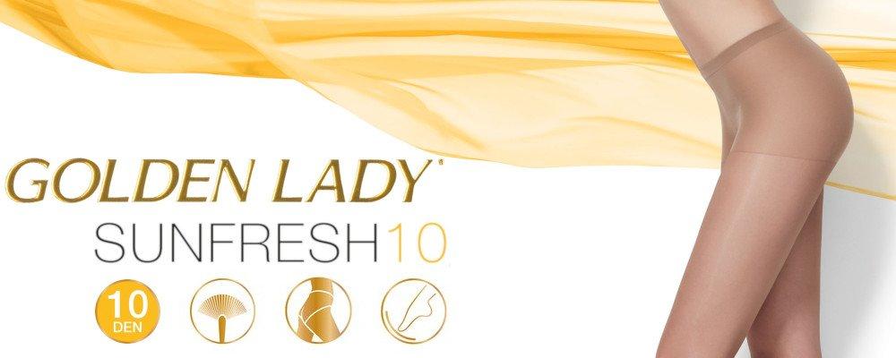 Golden LAdy Sunfresh10 pantyhose