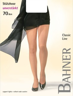 Bahner Classic Line Sheer to Waist Support Tights