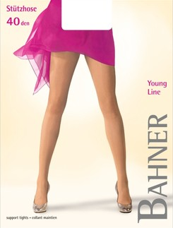 Bahner 40 Young Line Support Tights Compression 2