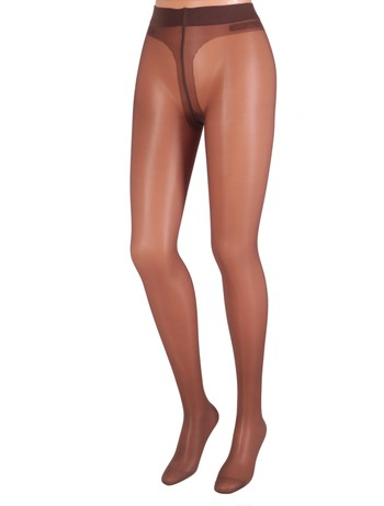 Bahner light Support Tights 20 mocca