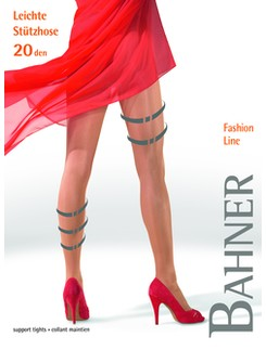 Bahner Fashion Line Support Tights light support