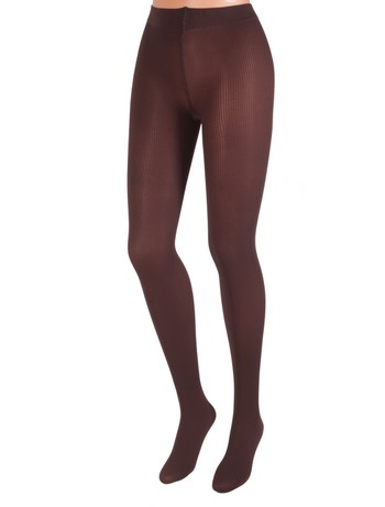 Bahner Young Line 40 Compression Tights Compression 2 mocca