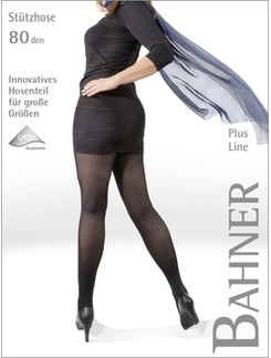 Bahner Plus Line Support Tights 80