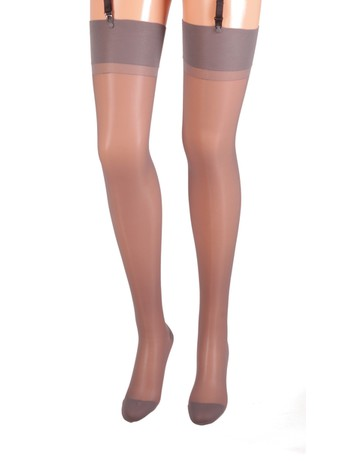 Bahner Compression Stockings fine 70 sinfonie