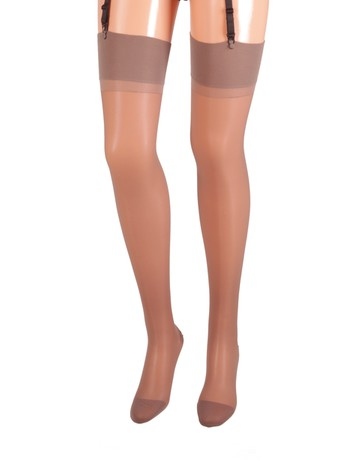 Bahner Compression Stockings fine 70 diamond