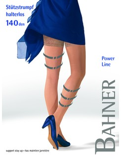 Bahner Power Line Compression Hold-Ups 140