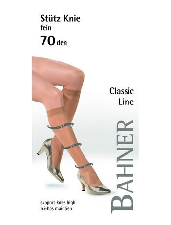 Bahner Classic Line 20 Support Knee High Socks Compression 3