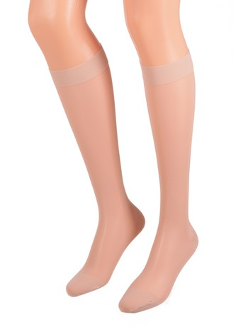 Bahner Classic Line 20 Support Knee High Socks Compression 3 ballade