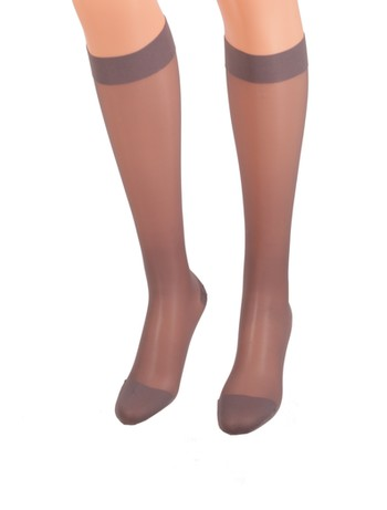 Bahner Classic Line Compression Knee High Socks sinfonie