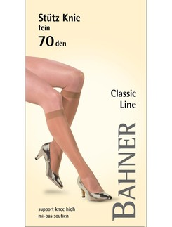 Bahner Classic Line Support Knee-Highs