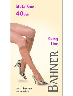 Bahner Young Line Support Knee-Highs