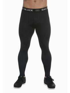 Bas Black Evergym 200 Men Leggings Sport