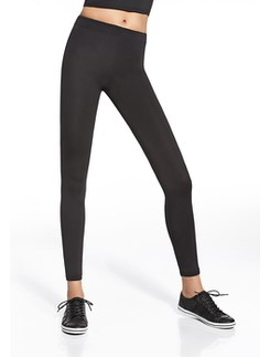 Bas Black Forcefit  - Leggings
