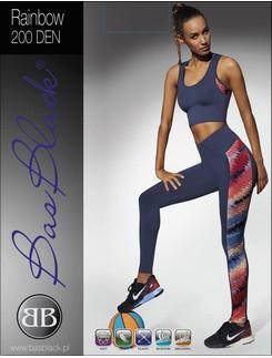 Bas Black Rainbow 200 Woman Leggings Sport