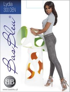 Bas Bleu Lydia leggings ECO-LEATHER matt