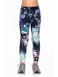 Bas Bleu Roxi children leggings Galaxy