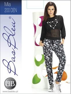 Bas Bleu Mia Leggings Baggy-Style