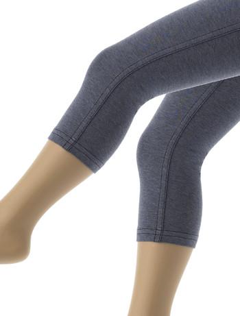 Bonnie Doon Jeans Leggings for Children denim heather
