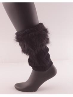 Bonnie Doon Fur Cuff Boot Top