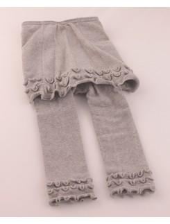 Bonnie Doon Frou-Frou Skirt Leggings