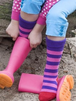 Bonnie Doon Children's Knee High Socks