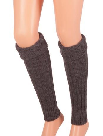 Bonnie Doon Sleever Arm Warmers oxford heather