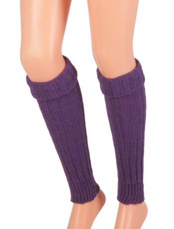Bonnie Doon Sleever Arm Warmers purple