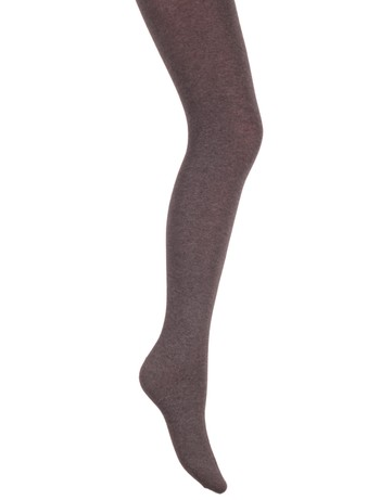 Bonnie Doon Jumeaux Tights for Children oxford heather