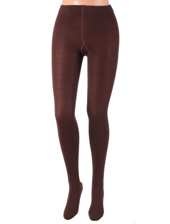 Bonnie Doon Jumeaux Tights for Children dark brown