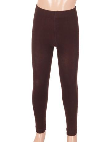 Bonnie Doon Jumeaux Footless Tights for Children dark brown