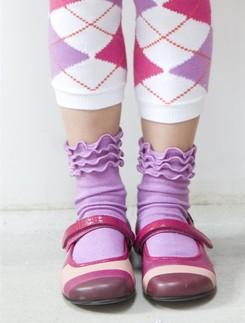Bonnie Doon Frou Frou Children's Socks