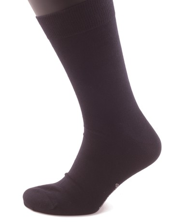 Bonnie Doon Cotton Socks for Men navy
