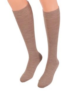 Bonnie Doon Wool Knee High Socks