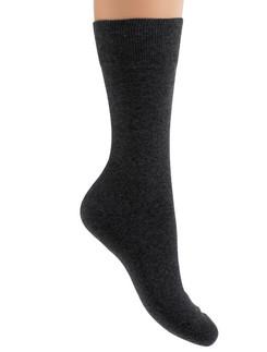 Bonnie Doon Cotton Soft Sole Socks for Men
