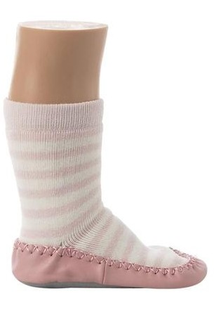 Bonnie Doon Shoe Socks for Kids pink panther