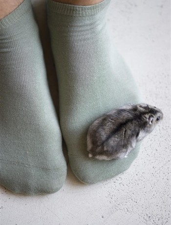Bonnie Doon Cotton Short Socks dungarees
