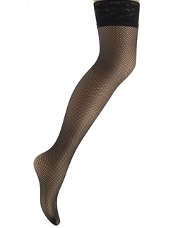 Bonnie Doon Fishnet Stockings