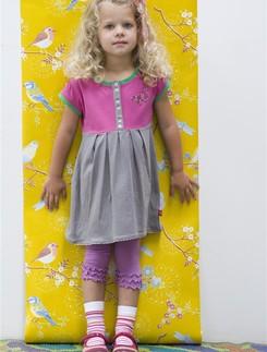 Bonnie Doon Frou Frou Capri Leggings for Children
