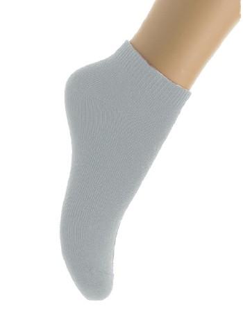 Bonnie Doon Cotton Ankle Socks for Children ivory