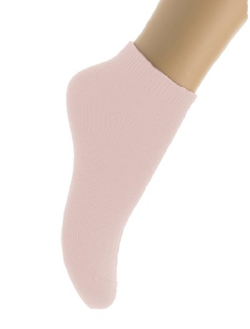 Bonnie Doon Cotton Ankle Socks for Children pink panther