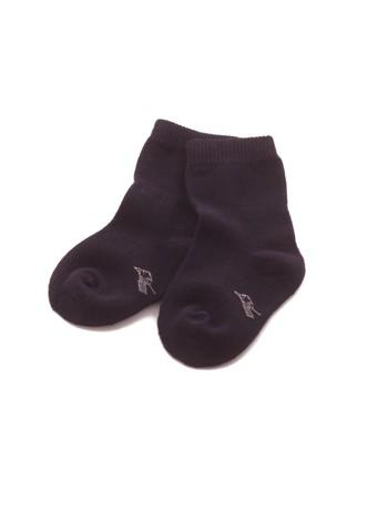 Bonnie Doon Basic Baby Socks navy