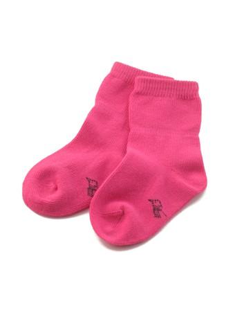 Bonnie Doon Basic Baby Socks cheerleader