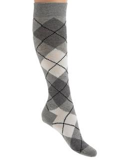 Bonnie Doon Argyle Knee High Socks