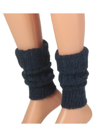 Bonnie Doon Soft & Shiny Leg Warmers goodnight