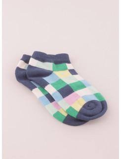 Bonnie Doon Digital Art Short Socks for  Children