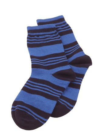 Bonnie Doon Leisure Children's Socks navy