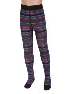 Bonnie Doon joyful Stripes Girls' Tights