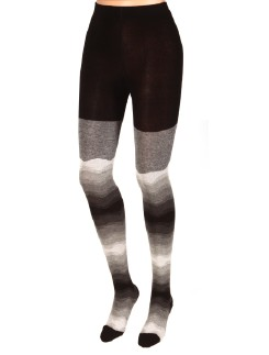 Bonnie Doon Native American Inspired Knit Cotton Tights